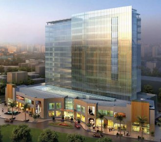 Jain Properties: High End Office Building in Gurgaon. Interview with Andra Riemhofer, Munich, Germany