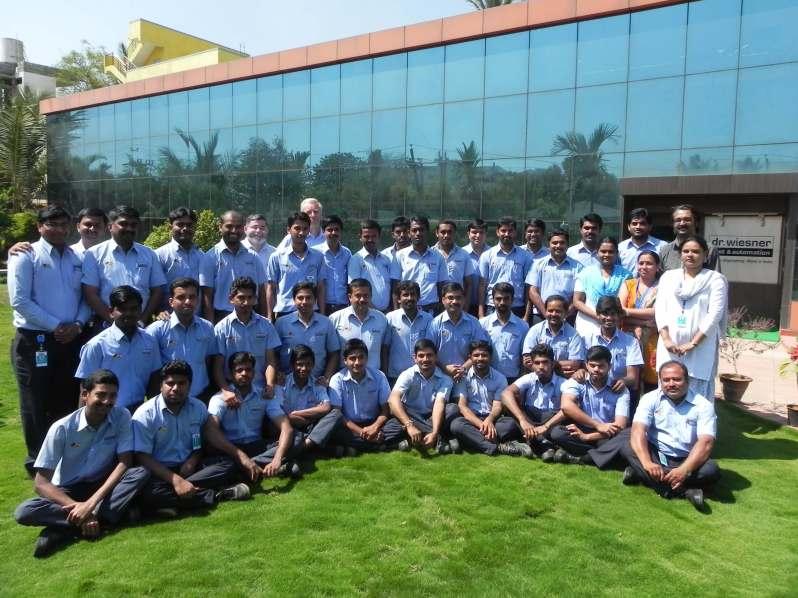 Dr Wiesner Test & Automation Pvt Ltd Team
