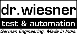 Dr Wiesner Test und Automation India Logo