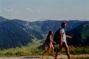 You'll never get lost in Germany - they are happy to guide you!
