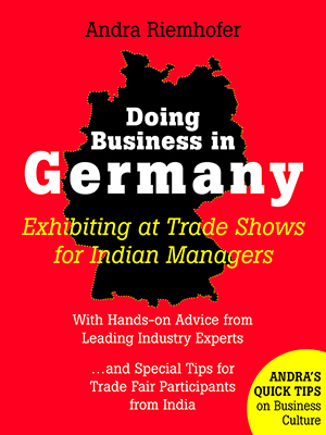 Welcome to Germany: Exhibiting at Trade Shows for Indian Managers